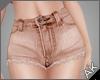 ~AK~ Cutoff Jeans: Tan