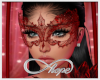 Masquerade Mask Red 2
