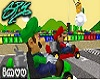 Mario Kart Pipe Teleport