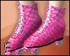 !F Pink skates