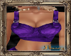 PHV Leather Top Purple