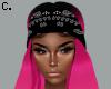$ Amani Pink+ Bandana
