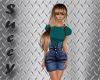 -Succy- Overall Skirt V5