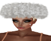Sybil White Winter Hat
