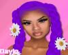 Letisha Braids -Purple