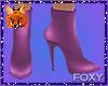 Pink Splendor Boots