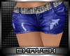 C| Blue Shorts