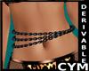 Cym Pearls Waist