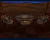Bedouin Moon Sofa Set