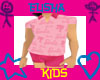 !Kids Barbie Short Set