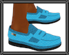 AS Turquoise Loafers