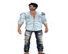 chemise  + jean