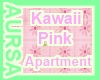 (1A)Kawaii Pink Apartmen