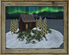 ⚡  Snow Cabin