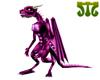 Pen Dragon (Pink)