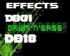 D&B FX (db01 - db18)