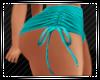 Aqua Tied Shorts RL