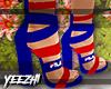 Y. Fila Heels