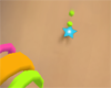 Candy Star Belly Ring