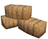 Faire Stackable Haybale