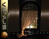 ~V~Gothic Gold Curtain L