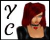 Zine Hair {Cherry}