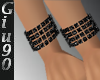 *G90*Bracelet Black L