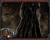 [J] Leather Cloak