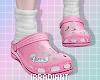 ² Crocs | Pink