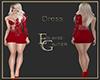 Eglayse Dress red