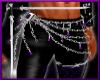Chains bottom purple