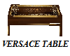 VERSACE COFEE TABLE