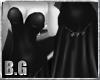 [B.G]Darke gown