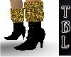 [TBL]Onlock boots/gold