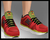 Geo. Trainer Shoes