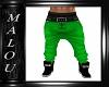 Shawon Green Pants V4