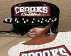 CROOKS & CASTLES~Snapbck