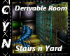 Derivable Rm Stairs Yard