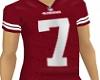 49ers #7 C.Kaepernick