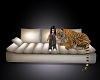 ~MG~ Real Tiger Sofa 2