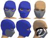 Ninja Mask Mesh