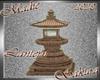 !a Sakura Garden Lantern