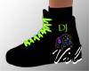 Dj Neon Sneakers