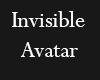 Male Invisible Avatar