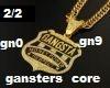 Gangser core (Euro)