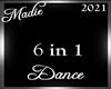 !a 6 in 1 Dance