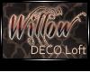 JAD DECO Willow CozyLoft
