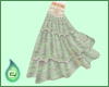 Gypsy Skirt Green