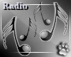 Music Note -Radio