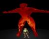 RED/FIRE DEMON LIGHT